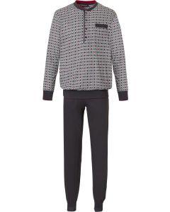 Pyjama met boorden Pastunette for men