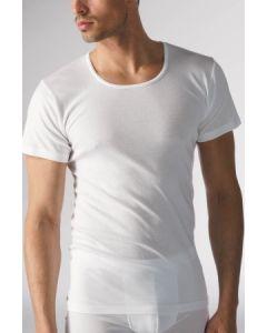 T-shirt ronde hals Mey casual cotton