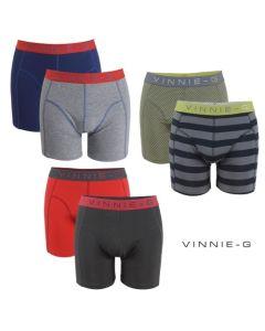 Vinnie-G boxershorts Verrassingspakket 6-pack