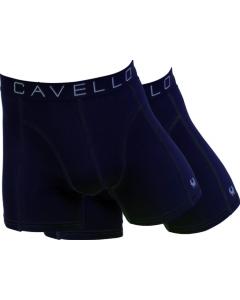 2 Onderbroeken shorts Cavello zwart