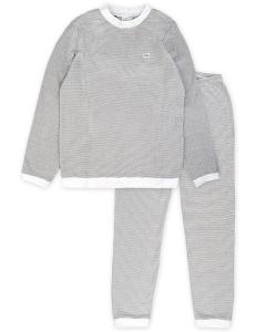 Pyjama wafel Feetje family edition marine