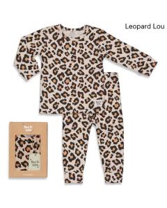 Pyjama Feetje leopard lou