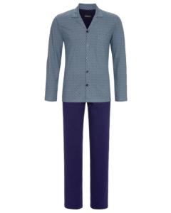 Doorknoop pyjama Ringella heren