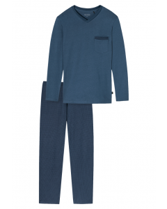 Pyjama Schiesser jeans blue