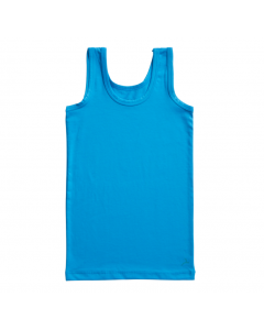 Hemd Ten Cate boys basic blauw