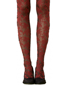 Panty Oroblu bicolor lace