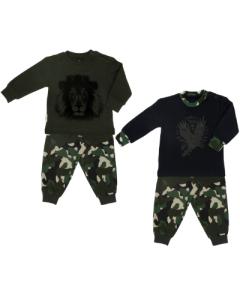 Pyjama baby Fun2Wear camouflage