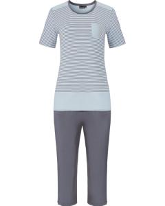 Pyjama 3/4 broek Pastunette deluxe