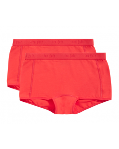 2 shorts Ten cate kids rood