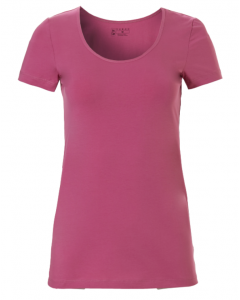 T-shirt met korte mouw Ten Cate 1952 roze