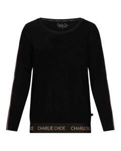 Sweater lange mouw Charlie Choe Blossom dreams
