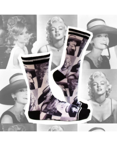 Sokje Sock my feet vintage beauties